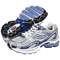 my new running shoes