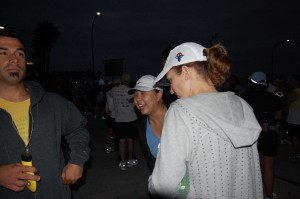 Race report: Long Beach Half Marathon (Sunday)