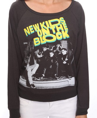 forever 21 new kids on the block top