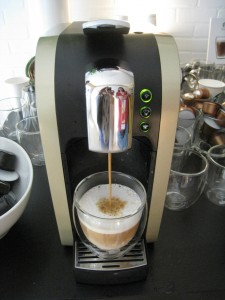 starbucks verismo blogher12