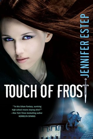 touch-of-frost-jennifer-estep-book1