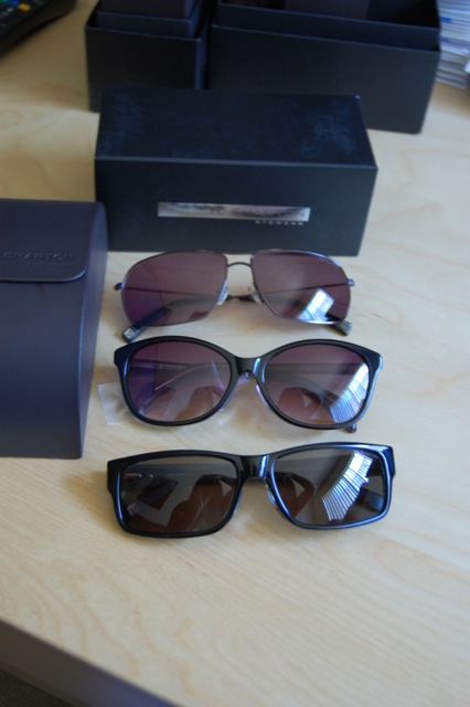 TC Charton three pairs