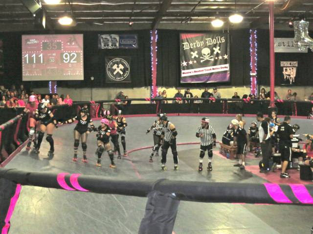 Baby Dolls brawl