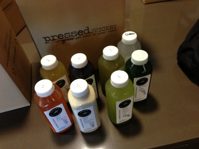 pressed juicery out of the box
