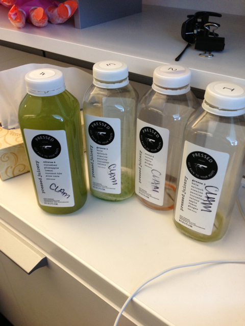 Greens, Roots, Greens.... -Pressed Juicery