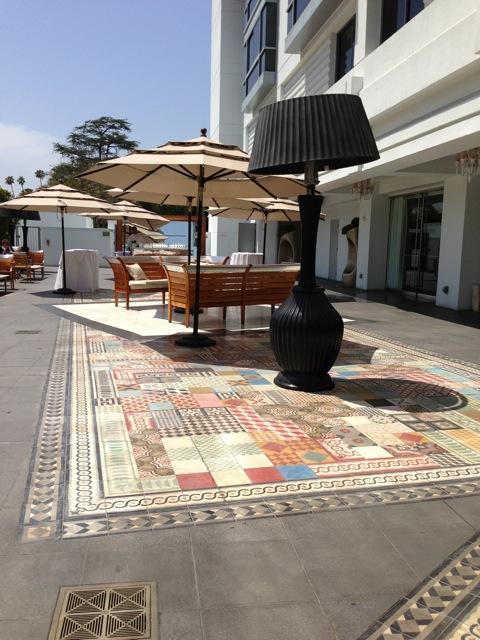 SLS Hotel - Garden Room & Terrace