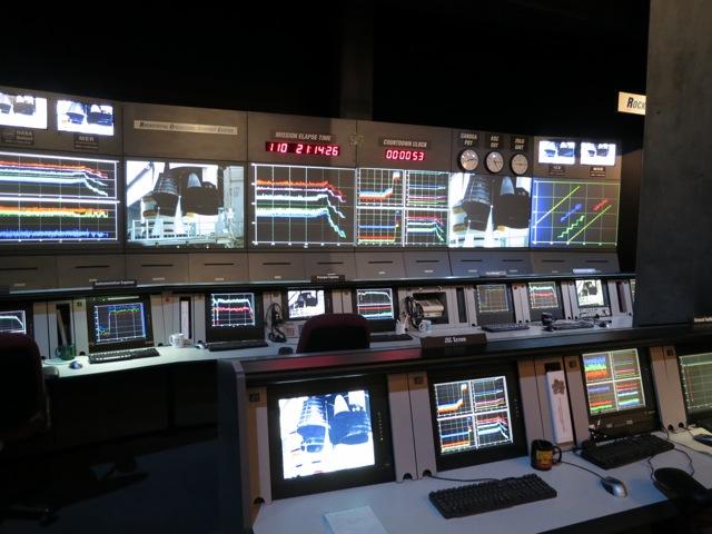 Mission Control replica
