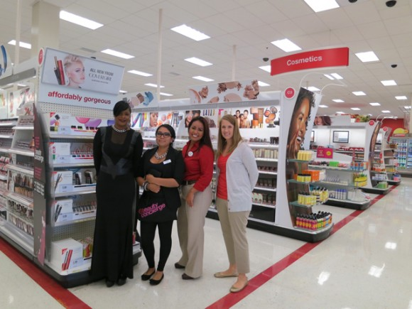 Target team - Beauty Concierge rollout in Carson