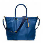 Bleecker Legacy Leather Business Tote - Coach $498