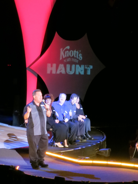 Knott's Scary Farm 2013 preview: Designers on the Stage