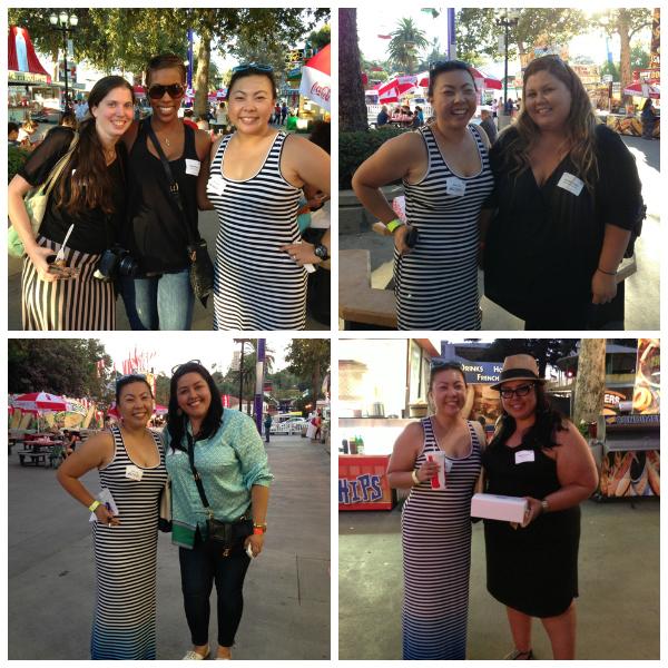 So Cal Lady Bloggers - LA County Fair