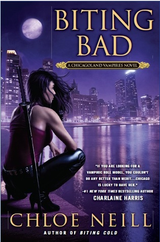 Biting Bad by Chloe Neill - bk 8