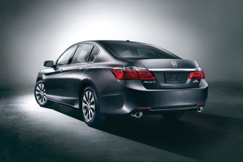 photo source: Edmunds.com - Honda Accord