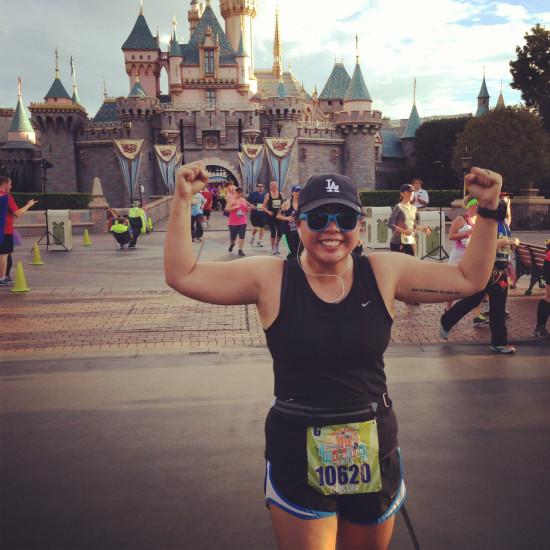 Disneyland Half Marathon 2013 - InstaAwesome