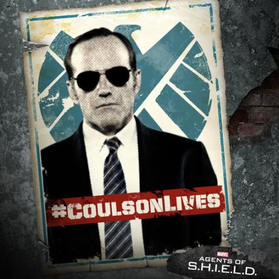 Agent Coulson - Agents of SHIELD