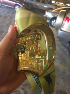 I Like Shiny Things: Disneyland Half Marathon 2013 Race Report