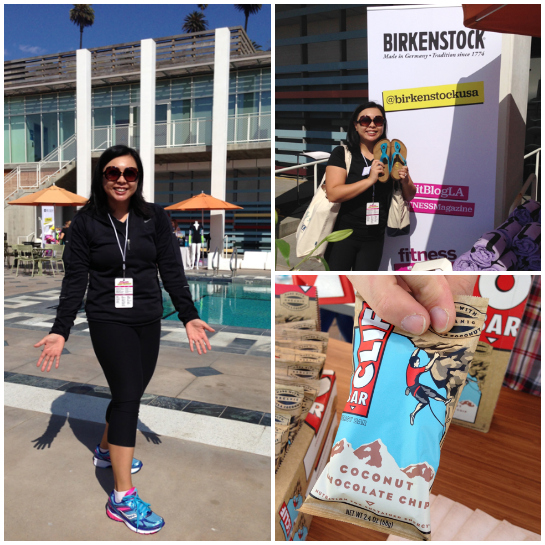 #FitBlogLA - Fitness Magazine - new products for review!
