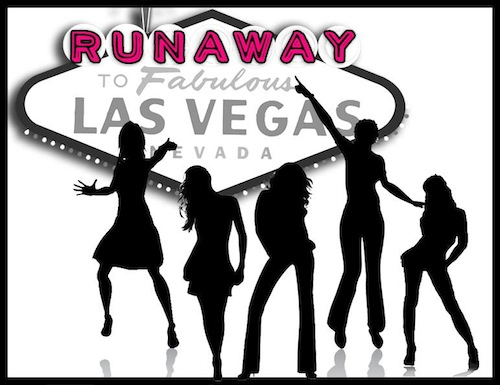 Follow us and #RunawayToVegas this weekend!