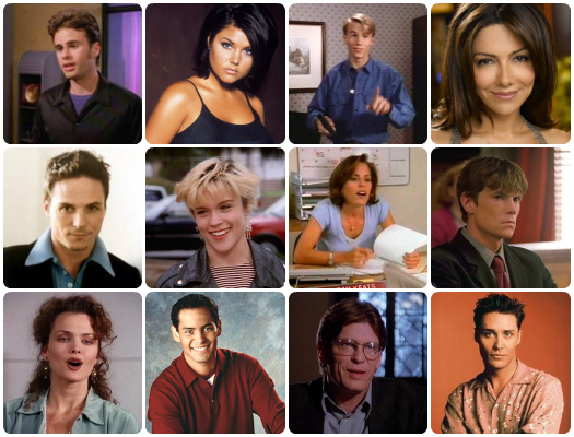 Worst / Useless 90210 characters voted by the people