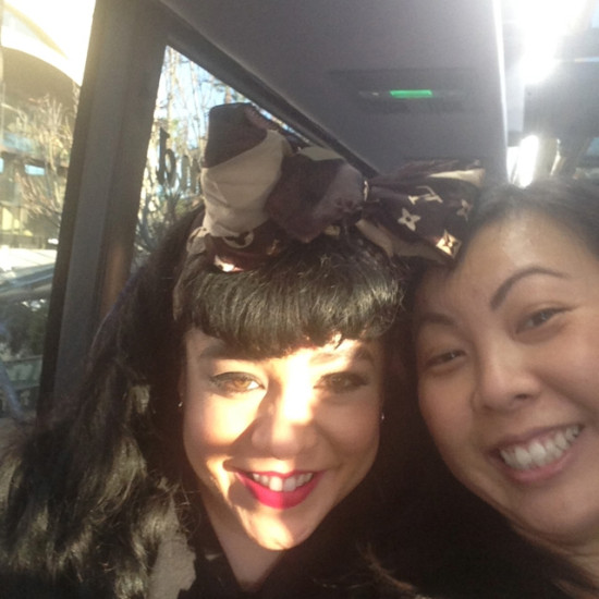 Marla shares her candy and makeup advice; I look like sh*t. Megabus