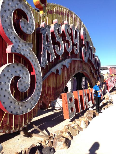 Sassy Sally's - Neon Museum