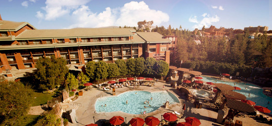 Grand Californian Hotel & Spa - courtesy of Disneyland Resort