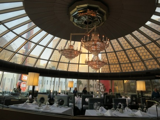 """Under the Dome"" - Oscar's - The Plaza LV"