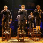 Jonathan Groff and John Gallagher Jr - Spring Awakening