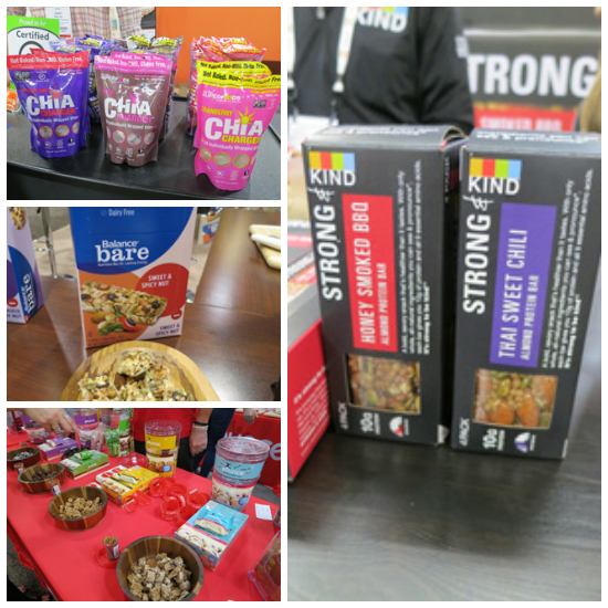 More snack/energy bars - ExpoWest 2014