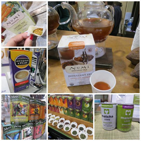 Teas Teas Teas - ExpoWest 2014