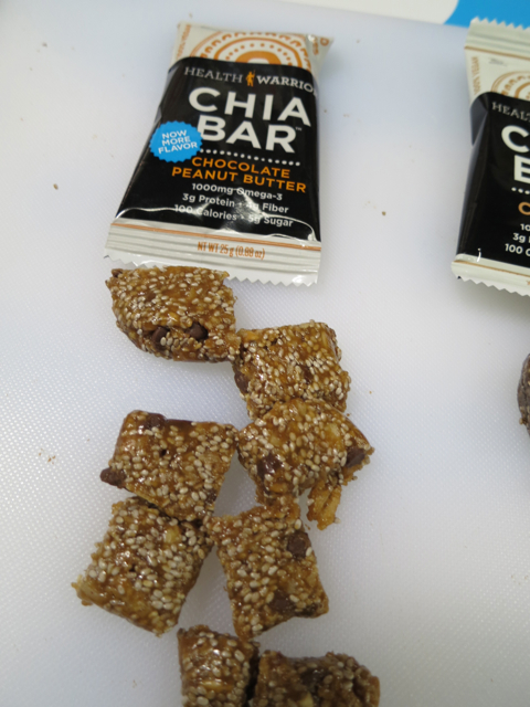 Chia Bar (Health Warrior) - ExpoWest 2014