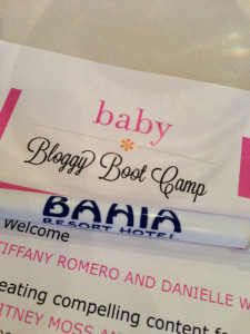 Baby Bloggy Boot Camp (Baby BBC) San Diego