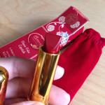 Besame lipstick in Red Velvet