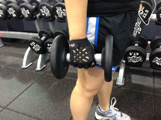 Saranac b-grl Reveal Gloves
