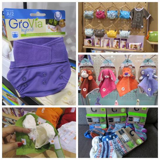 ExpoWest - baby products