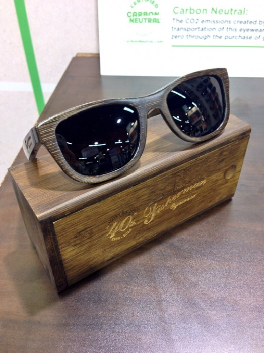 ICU Eyewear/Fisherman Eyewear - Polarized Bamboo Sunnies - about $40!!