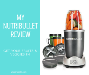 Here's My Nutribullet Review – Get Your Fruit and Veggies In