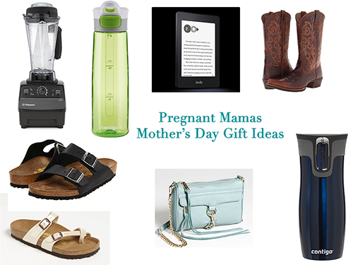 My picks for Pregnant Mamas' Mother's Day Gifts