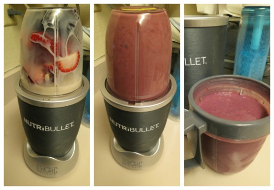 Mommi 3 in 1 in my Nutribullet