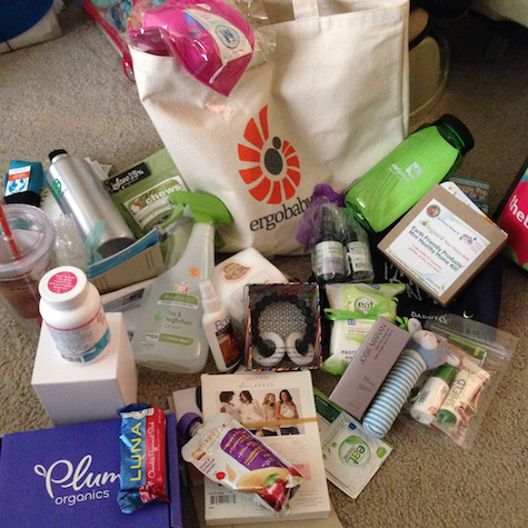 Pregnancy Awareness - Samples from Vendors/Sponsors