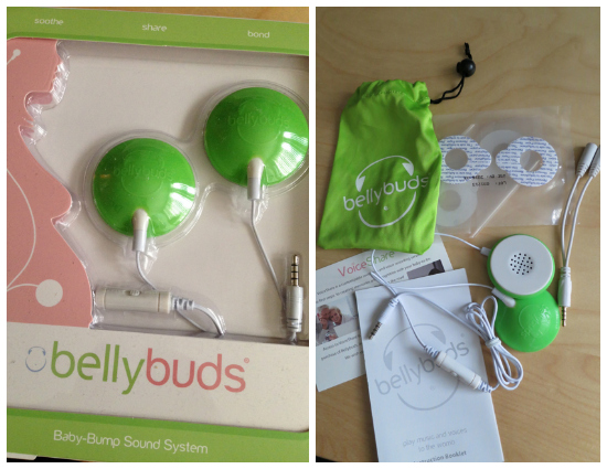 Bellybuds Deluxe Sound System  - review and giveaway