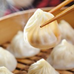 Juicy pork dumplings - Din Tai Fung (photo credit)