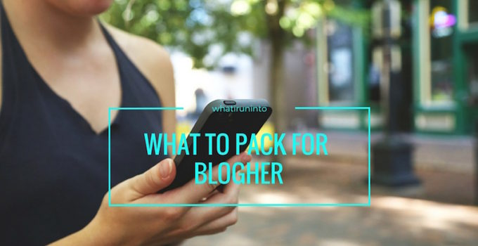 What to Pack for BlogHer and Other Blog Conferences