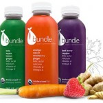 Bundle Organics prenatal juices / Photo credit - Bundle Organics