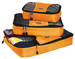 eBags packing cubes - 3 piece set