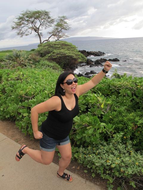 Wailea beach walk - Maui babymoon