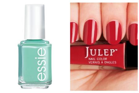Essie, Julep nail polishes