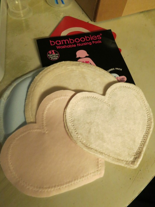 Bamboobies Nursing Pads - Combo Pack