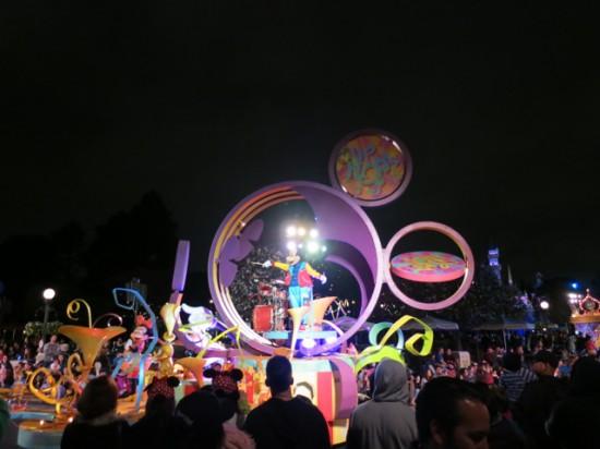 Parade! Disneyland