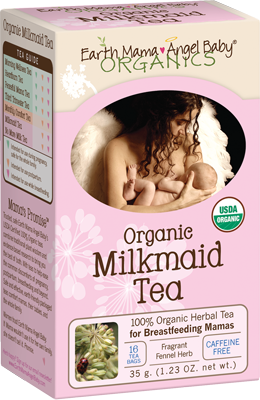 Earth Mama Angel Baby - Organic Milkmaid Tea
